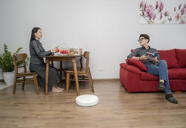 Mẹo mua và sử dụng robot hút bụi các gia đình nên biết