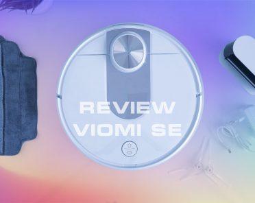Đánh giá robot lau nhà Viomi SE có đáng mua với mức giá 6 triệu 9?