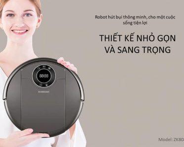 Điểm qua các mẫu Robot hút bụi của thương hiệu Shimono hiện nay